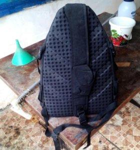 Рюкзак треугольник.