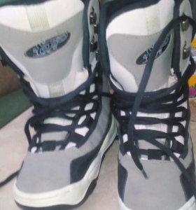 Детские ботинки для сноуборда ELAN