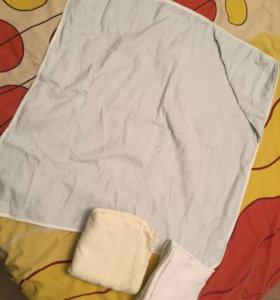 Набор полотенец с уголочками Mothercare