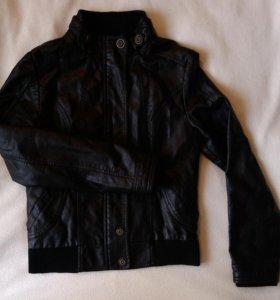 Куртка кож.зам. женская