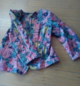 Новый пиджак на 48-50р-р