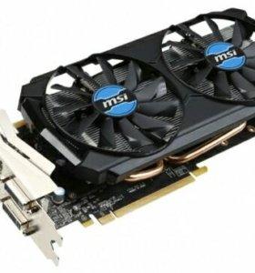 Видеокарта MSI GTX 970 4GD5T OC blue