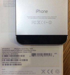 Продам IPHONE 5 S 16 gb