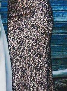 Платье, один раз одевалось