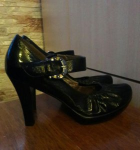 Туфли (натуральная кожа) 40 размер