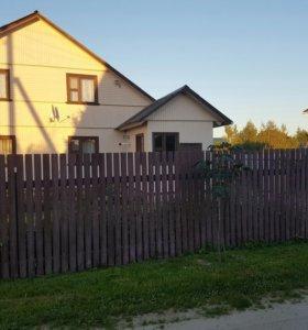Дом 100 кв м для ПМЖ со всеми удобствами и баня.