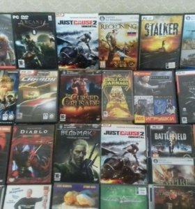 Игры, фильмы, диски