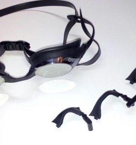 Стартовые очки модель Cobra Mirrow от Arena
