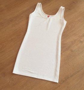 Короткое платье на лето