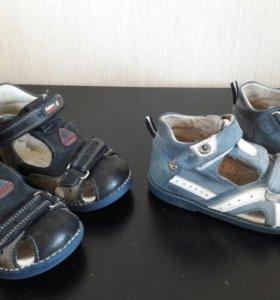 Ортопедические сандали 23.5 размер