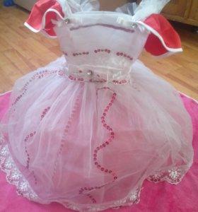 Платье от 7мес до 1,5лет