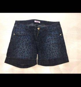 Blugirl джинсовые шорты