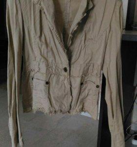 Пиджачок рубашка блузка