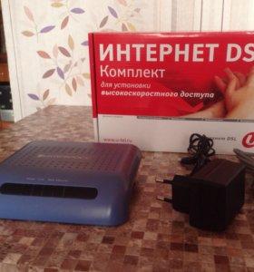 Интернет DSL комплект