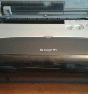 Принтер нр 450
