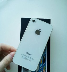 IPhone4,White,8GB.