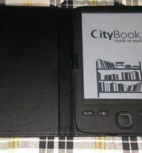 Электронная книга CityBook