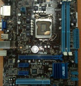 Asus p8h61-m lx2