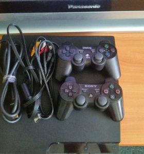 Продам игровую приставку Sony PlayStation 3+ 320GB