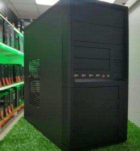 Компьютер Intel Celeron G3900/4GB/250GB/SSD 60GB