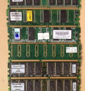 Оперативная память DDR dimm sdram