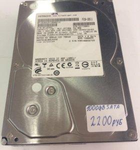 Жесткий диск для компьютера Sata 1tb