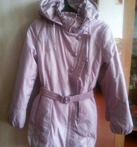 Пальто весенне kiko