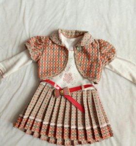 Платья 86-92 размера