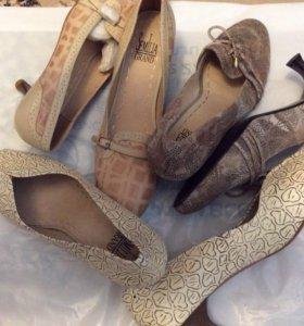 Туфли женские 43 р новые Испания
