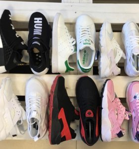 Nike Adidas Vans Puma