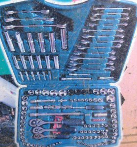 Набор ключей 150 предметов