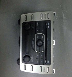 Штатная магнитола Mazda 6