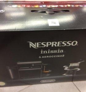 Капсульная кофемашина Nespresso EN80.CWAE