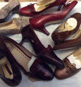 Женские туфли , новые , 44р (на43)Испания