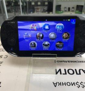 Sony PS VIta wi-fi + flash 32gb