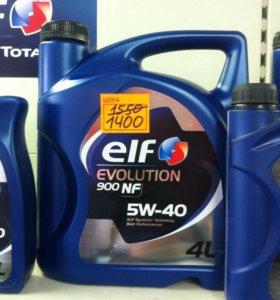 Масло ELF NF 5W-40 (4л)