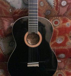 Классическая гитара - FLIGHTS C-100 BK