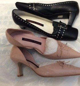 Женские туфли , много обуви