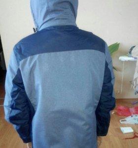 Куртка осенняя, рост 158