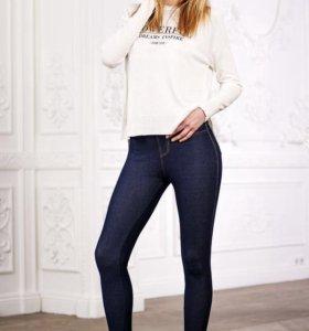 Новые легинсы под джинсу