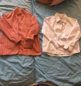 Рубашки детские