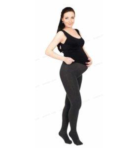 Колготки для беременных,теплые