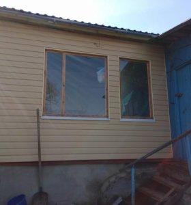 Дом, от 80 до 120 м², участок от 15 до 30 сот.