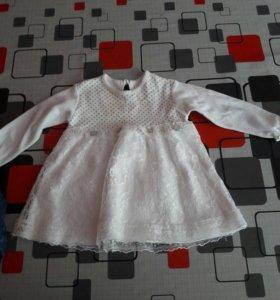 Платье детская