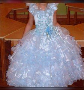 Платье выпускное на девочку