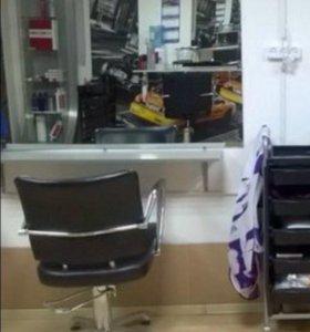 Место в парикмахерской