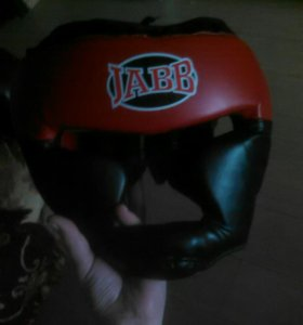 Боксёрский шлем и капа