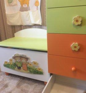 Детская мебель Erbesi