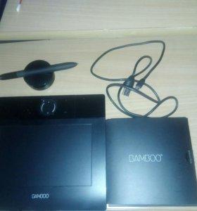 Графический планшет BAMBOO WACOM