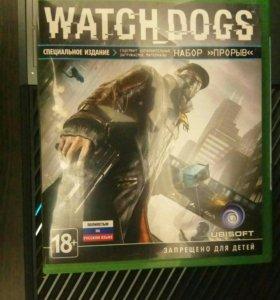 Обмен/Продажа Watch Dogs